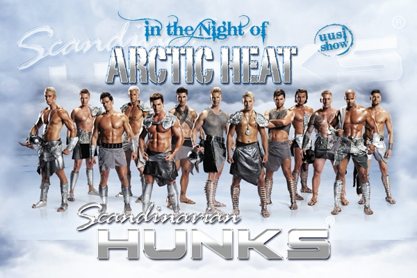 Scandinavian Hunks, In the Night of Arctic Heat