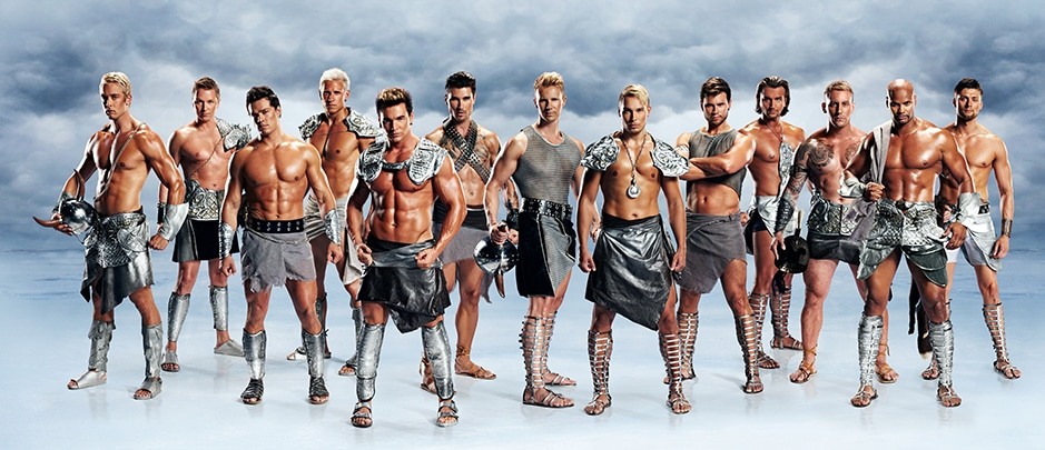 Scandinavian Hunks - In The Night Of Arctic Heat