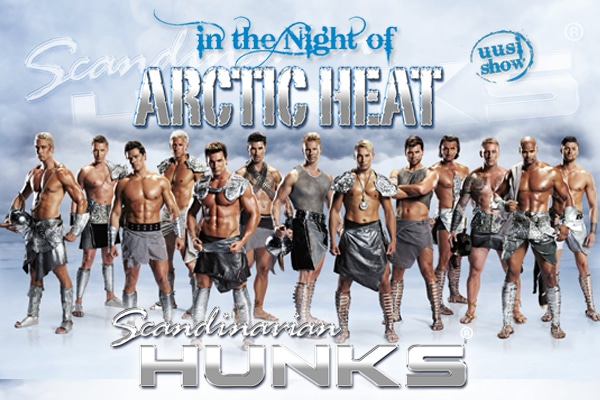 Scandinavian Hunks, In the heat of arctic heat