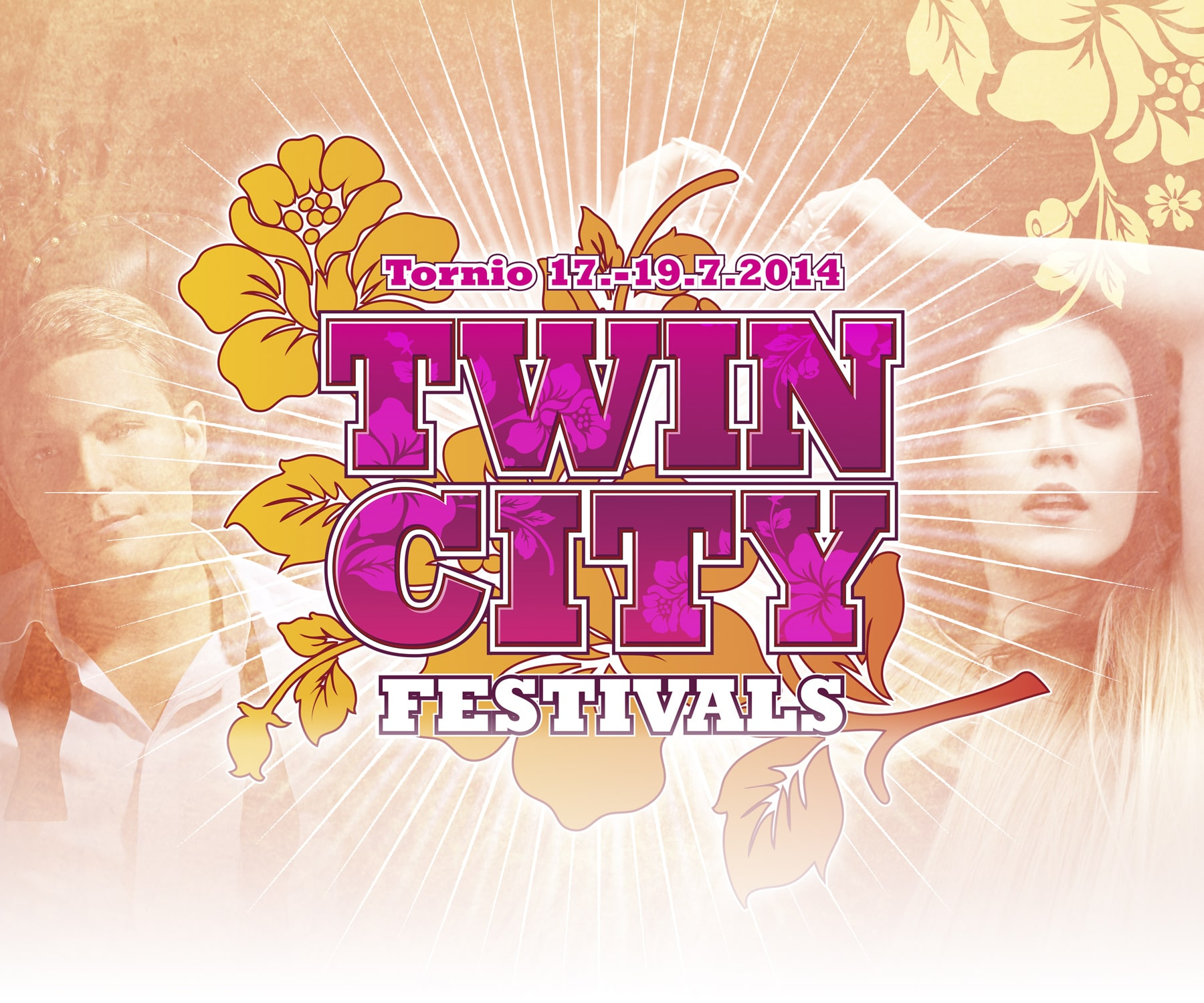 Twin City Festivals 17.-19.7.2014