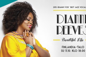 Dianne Reeves: Beautiful Life, Finlandia-talo 11.10.2015