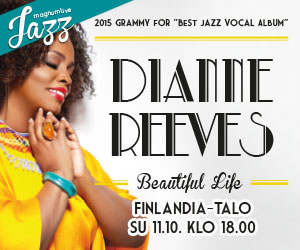 "Dianne Reeves ""Beautiful Life"", Finlandia-talo, su 11.10.2015"