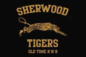 Sherwood Tigers, rockabilly